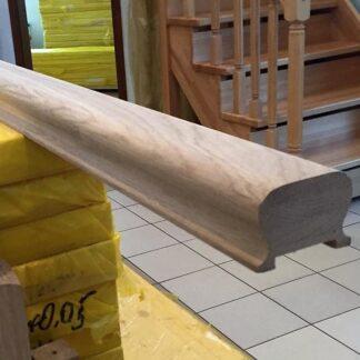 Перила дуб диаметр 50х70 мм