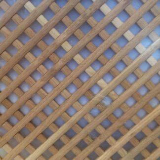 декоративная решетка дуб Д-6