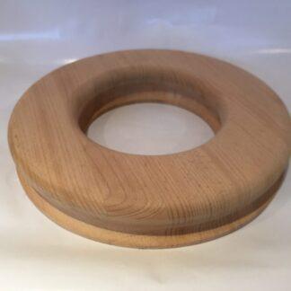 Поворотный элемент для перил 50*70 из дуба