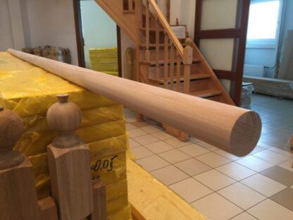 Перила из бука Ø 50 мм (1 м.п.)
