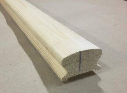 Перила из хвои 44 х 55 мм (1 м.п.)