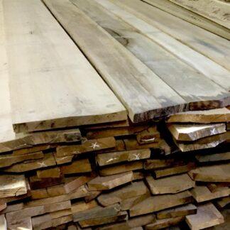 Доска сухая обрезная дуб толщина 30 мм, 0-1 сорт, L- 3 метра
