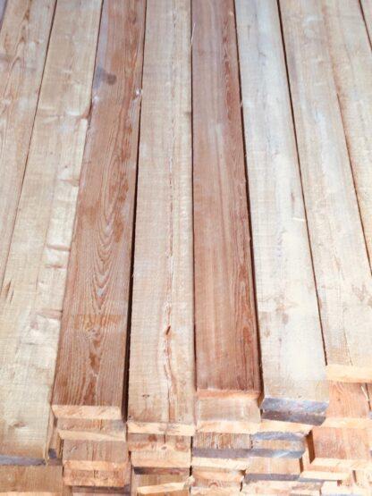 Доска сухая обрезная лиственница 50х150х6000 мм