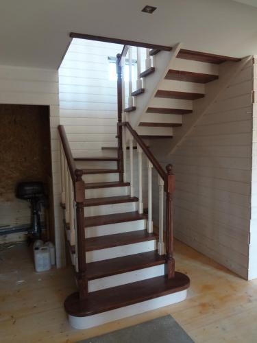 Лестница комбинированная